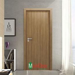 Cửa gỗ MDF Melamin Mẫu 01