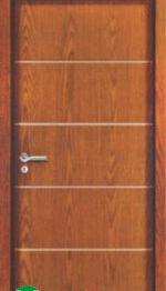 Cửa gỗ chống cháy - GCC.P1R4A
