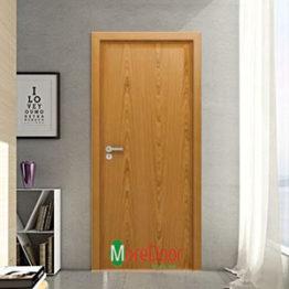 Cửa gỗ MDF Melamin Mẫu 08
