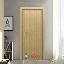 Cửa gỗ MDF Melamin Mẫu 12